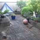Terrasse vorher
